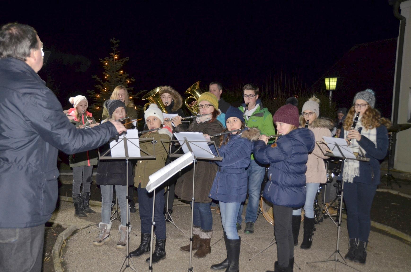 Jugendorchester des Musikvereines