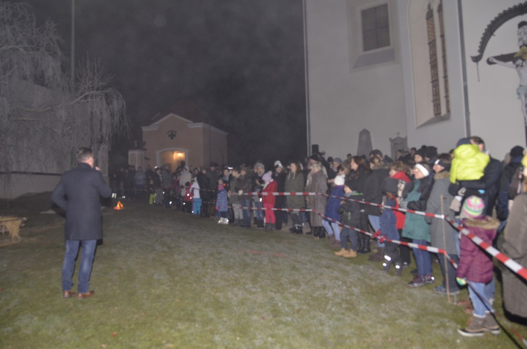 Bürgermeister Fuchs-Wurzinger dankte allen Mitwirkenden