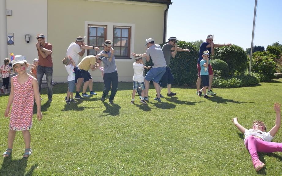 Kindergarten Papatag - Gruppe 3