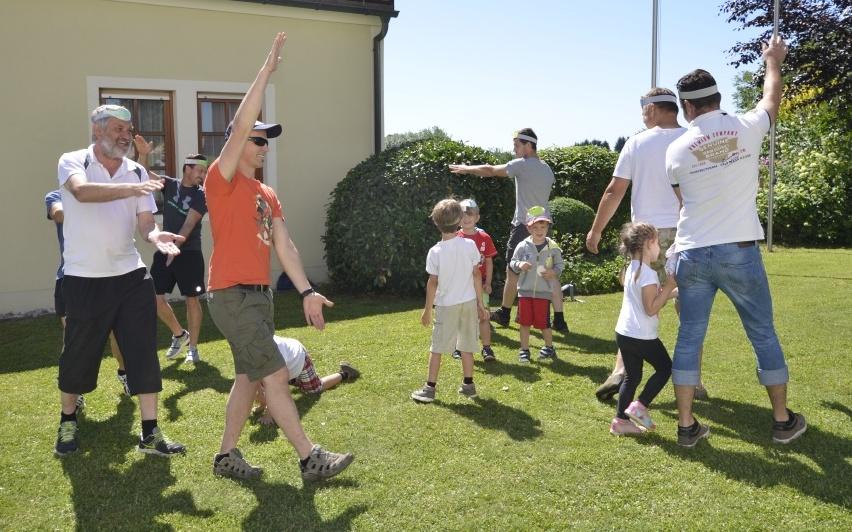 Kindergarten Papatag - Gruppe 4