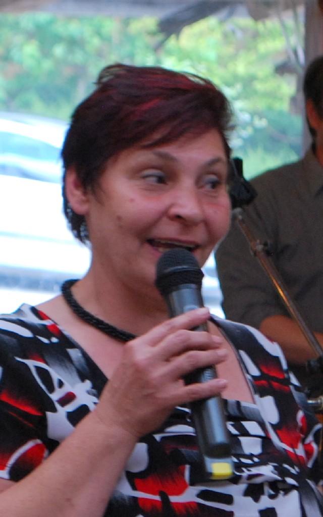 Obfrau Renate Heidinger