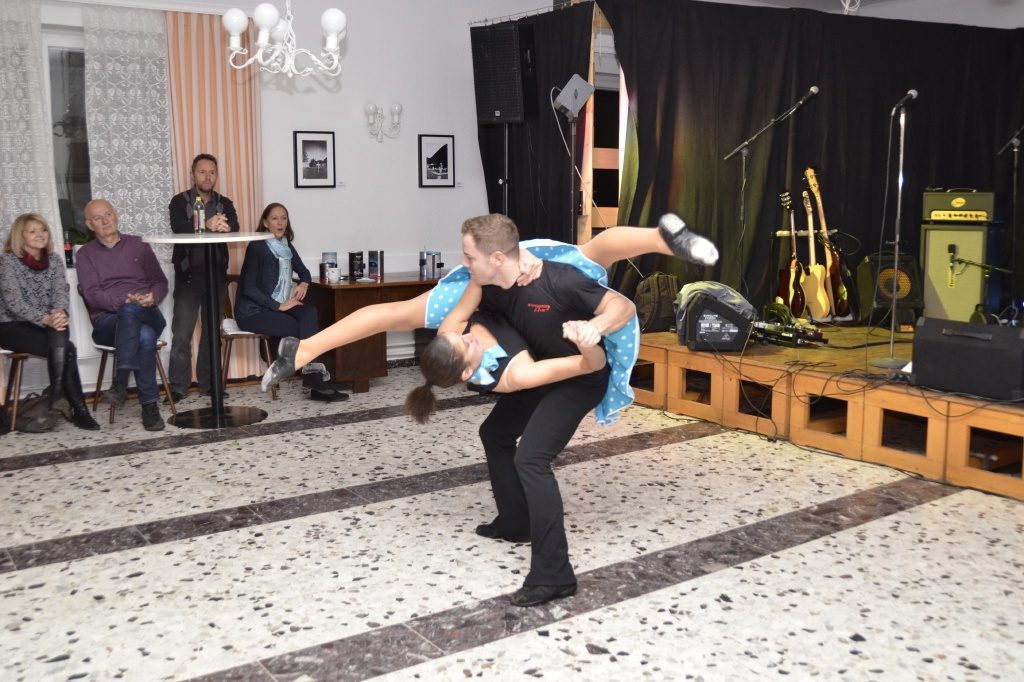 Tanzshow von Connecting Arts
