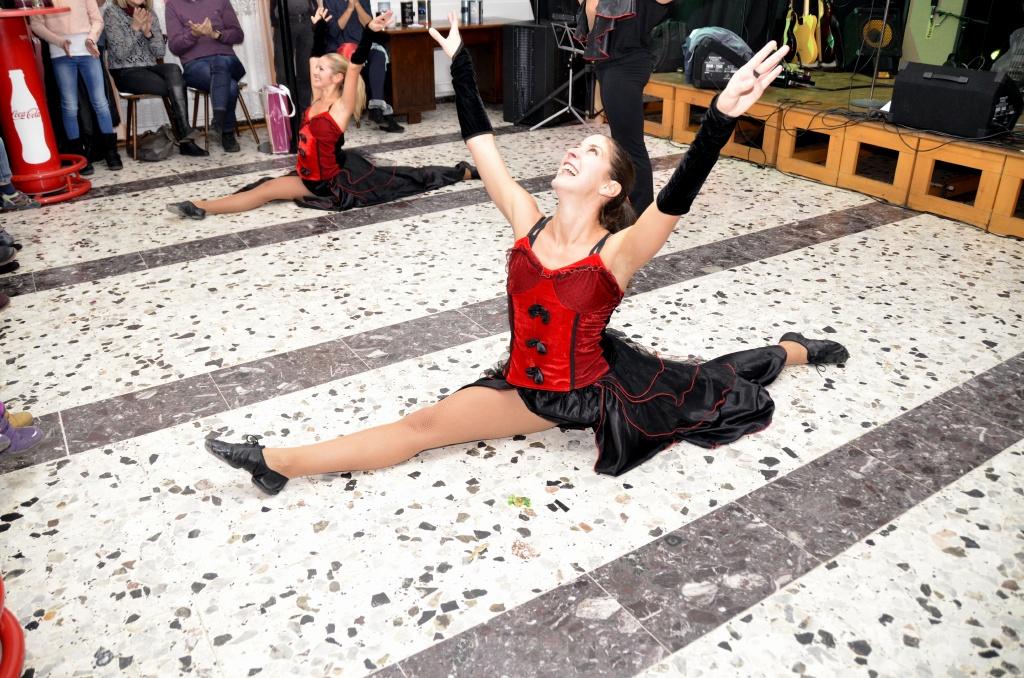 Tanzshow von Connecting Arts