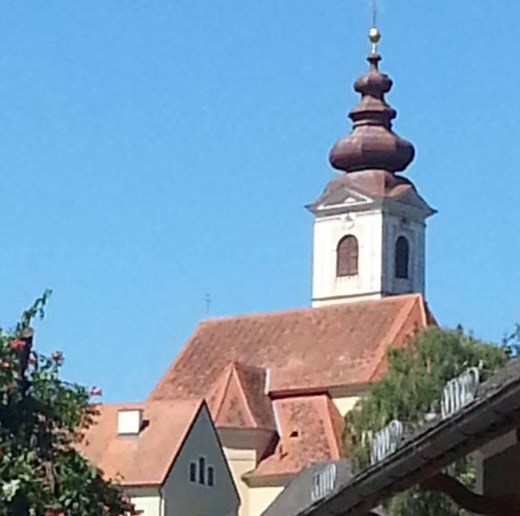 Kirche Pfarre Allerheiligen Wildon