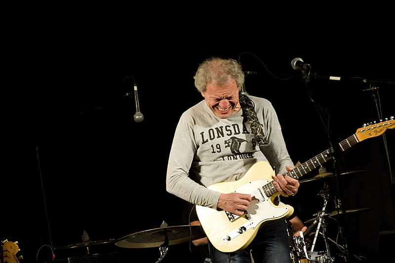 Blues Rock mit Rudy Rotta